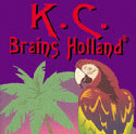 KC Brains Logo